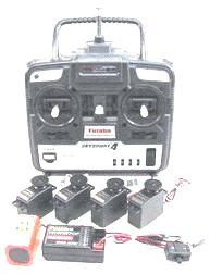 Radio Control Transmitters and Receivers